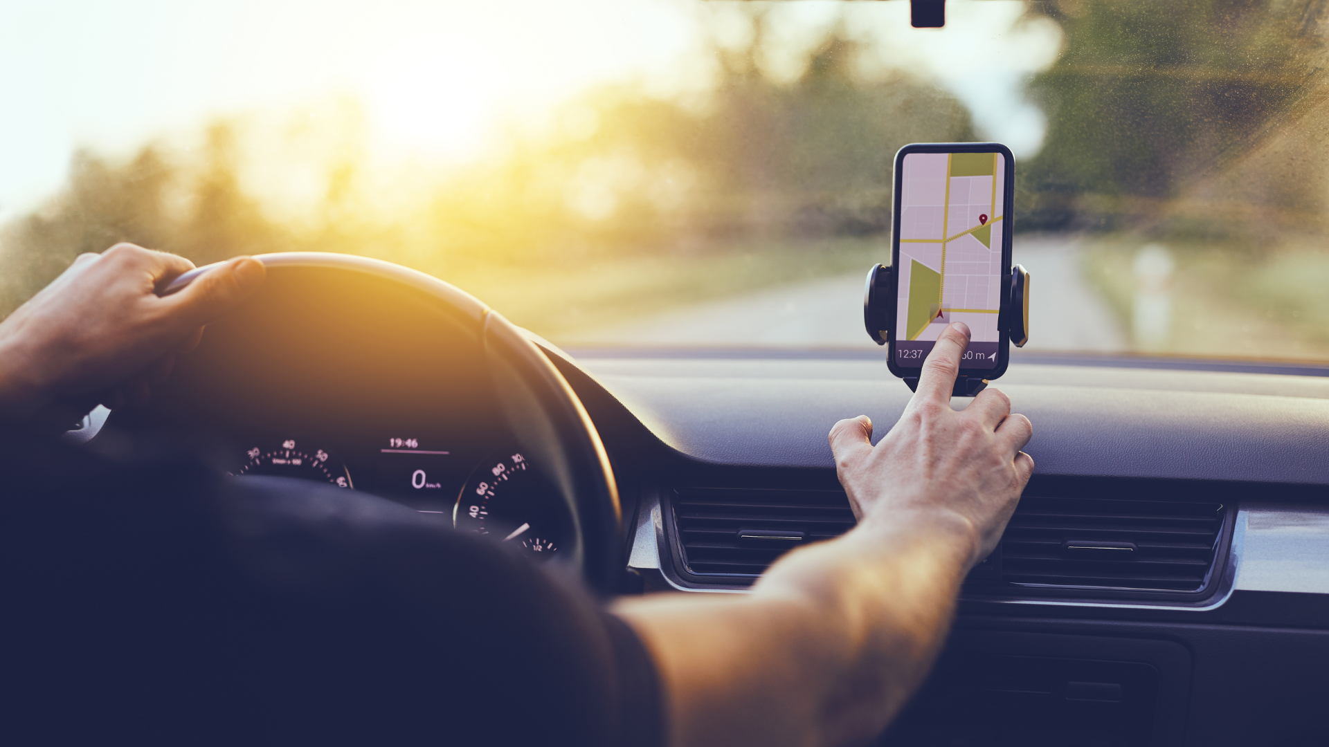 How your phone's GPS is the perfect example of Process Management.